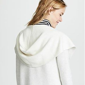 Club Monaco Yoanna Hooded Cardigan